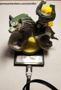 Wolf Link mounts the N2 Elite USB Reader