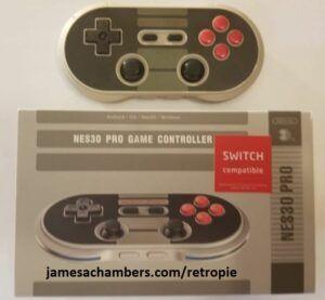 NES30 Pro Controller for RetroPie