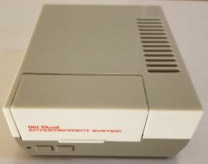 The Pi NES Classic case