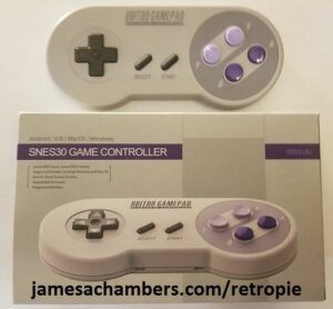 SNES30 Bluetooth Controller