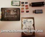 Raspberry Pi Storage Benchmarks + Benchmarking Script