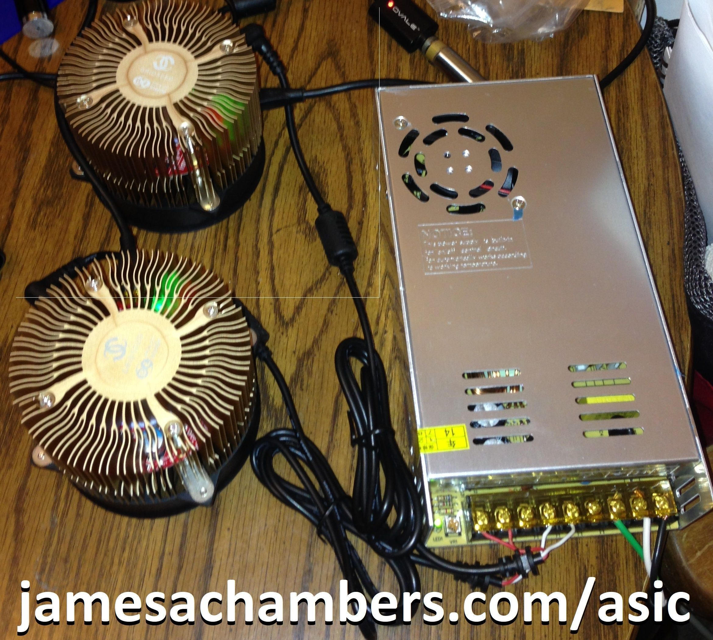 Early Bitcoin ASIC Miner Pictures / History / Analysis / Prices