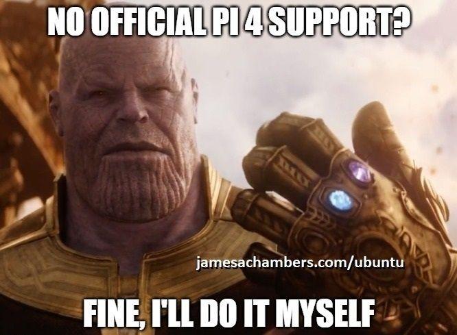 Fine, I'll do it myself