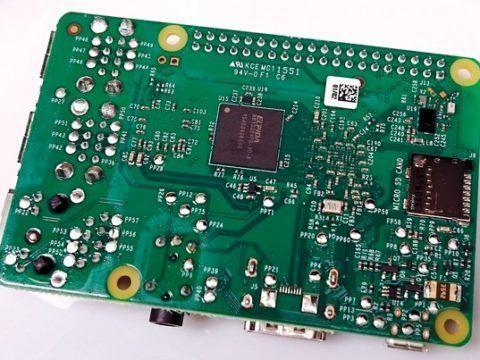 Raspberry Pi eeprom