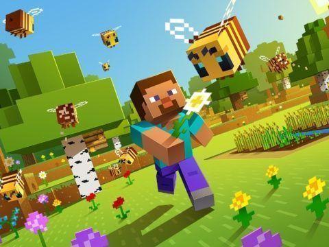 Minecraft 1.15 Buzzing Bees Update