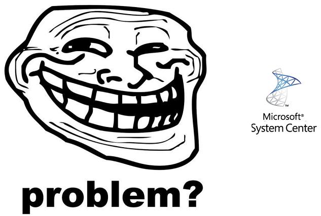 SCCM - Problem?