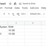 Modify Google Sheets (API) Using PowerShell / Uploading CSV Files