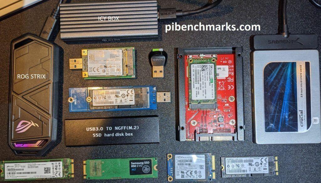 Raspberry Pi Storage Guide